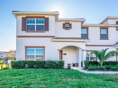 Photo for Brand New 5 Bedroom 4  Bathroom Storey Lake Townhome  Only 8 Minutes To Disney IHR 4083