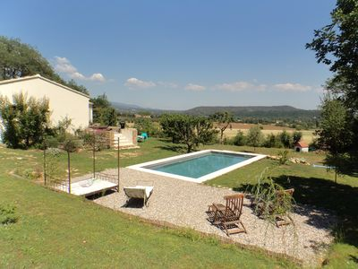 Photo for Villa Luberon with swimming pool
