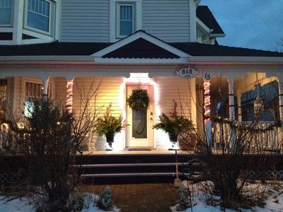 Photo for Beautiful 2 Storey Victorian Bed & Breakfast