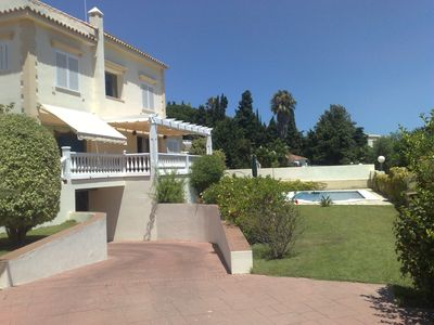 Photo for 4-beedroom Fuengirola Villa just 150m from the beach