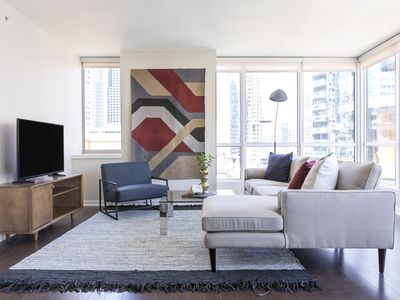 Photo for Chic 2BR in Rincon Hill by Sonder
