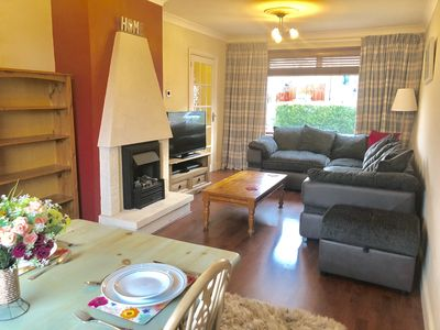 Photo for Brodie House 2 Bedroom Semi Detached with Rear Garden and Driveway
