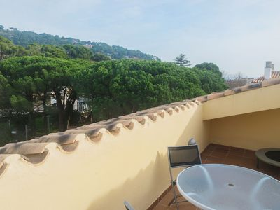 Photo for MONTURIOL DÚPLEX - apartment in the center of Llafranc-Costa Brava