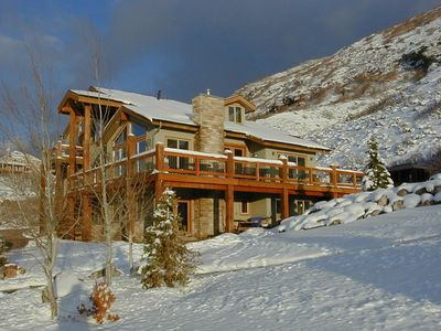 Photo for House -2 Kitchens-12 Person Spa, Views, Small weddings, Honeymoon  Suite