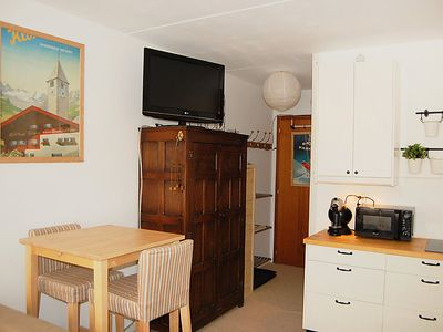 Photo for Apartment Rosablanche D12 in Siviez-Nendaz - 2 persons, 1 bedrooms