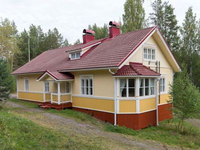 Photo for Vacation home Villa kukkapää in Sulkava - 10 persons, 5 bedrooms