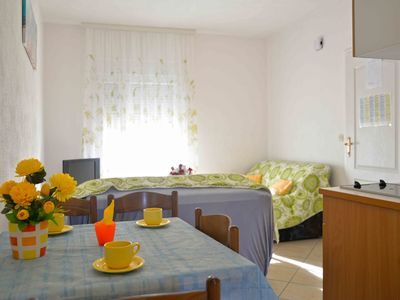 Photo for Apartments Katarina / Two bedroom apt with shared terrace br.2