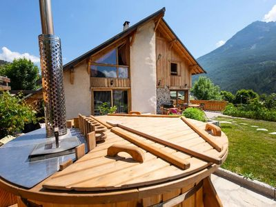 Photo for 5-room chalet 13 people near ski resorts - 5-room apartment 13 people