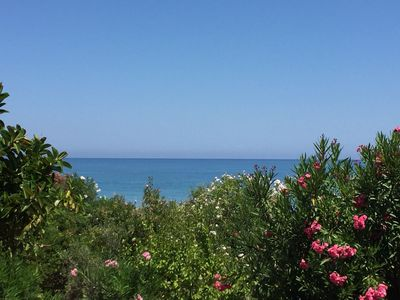Photo for Mini apartment on the sea Calabria Jonica coast