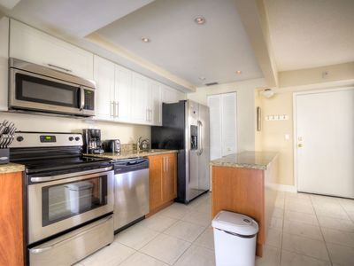 Photo for Le Cartier 416 - Condo 4 people, Sunny Isles