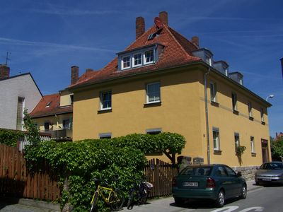 Photo for Quiet yet convenient located apartment in the World Heritage town of Bamberg