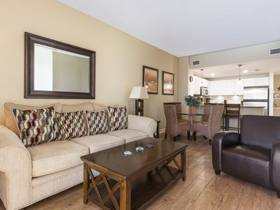 Photo for Top Notch Beachfront Condo with High-End Touches