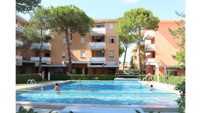 Photo for Quiet Residence with Pool - Airco - Private Parking - Beach Place