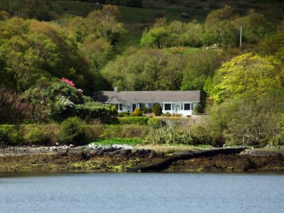 Photo for Spacious detached bungalow on Wild Atlantic Way, in exceptional location, set in large gardens…