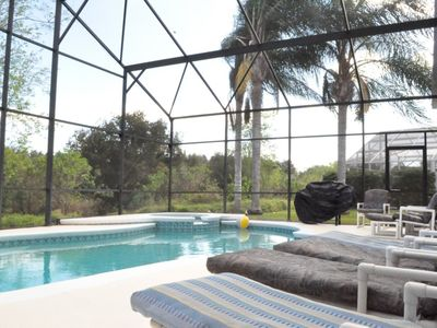 Photo for Beautiful 6 bedroom 4 bathroom villa at Rolling Hills only 10 mins from Disney