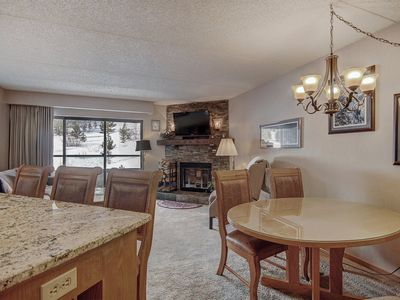 Photo for Beaver Run 4308 - Premium Unit! Private jacuzzi room in unit with views of the mountain