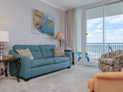 Photo for HAVE A BALL with Kaiser in Lighthouse #617: 1 BR/2 BA Condo in Gulf Shores Sleeps 6