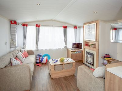 Photo for Vacation home Devon Cliffs in Exmouth - 8 persons, 3 bedrooms