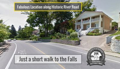 Niagara Classic Inn is located just a few blocks from the falls and all major attractions.