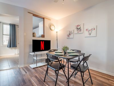 Photo for COZY and CHARMING 4BedR in the ♥ of Montreal | FREE PARKING
