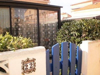 Photo for T2 mezzanine house equipped for 5 people terrace- private parking - 5MP22