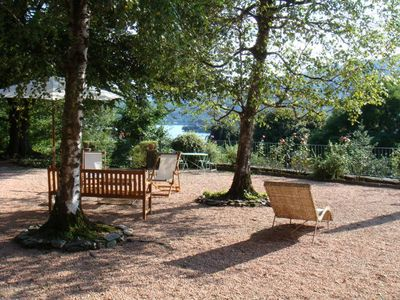 Photo for THE TERRACE ON THE LAKE  - VILLA in Orta San Giulio