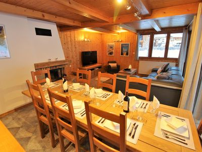 Photo for Newly Renovated Ski-To-Door Chalet with OUTDOOR Jacuzzi