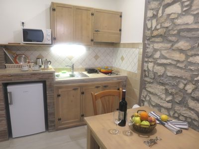 Photo for Mimoza Old Town Apartments Studio apartment in the Old Town of Pula for 2 persons