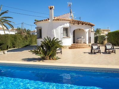 Photo for Villa with private pool in Calpe
