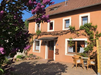 Photo for Traditional  Timber Framed family House, Just 5 minutes from the Mosel River