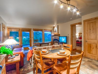 Photo for Upgraded Mountain Condo With Spectacular Steamboat Views!