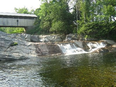 Swiftwater Swimming Hole - Just Downstream from the Cabin
