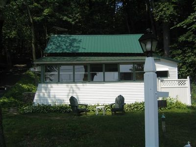 Photo for Adirondack Lake Front Cottage