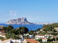 Lovely villa in a great location and view of Ilfa