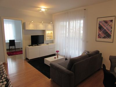 Photo for Apartment with 2 bedrooms, parking and terrace