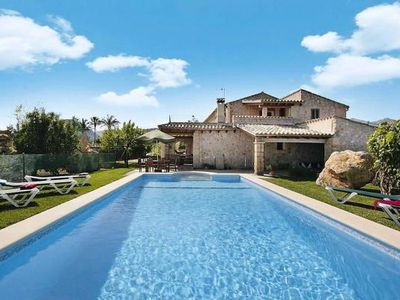 Photo for holiday home, Pollensa  in Mallorca Nord - Ostküste - 10 persons, 5 bedrooms