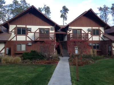Photo for Upper Level Condo, Close To All Crystal Mountain Amenities!!