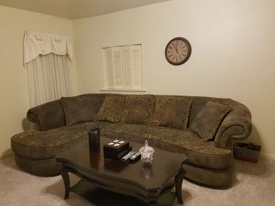 Photo for Family-Friendly Home for Super Bowl