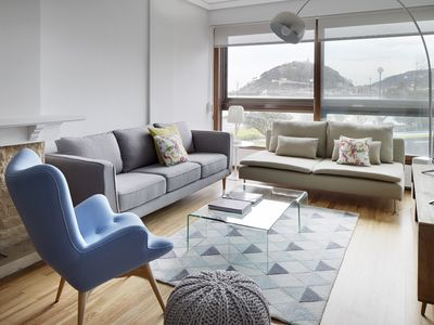 Photo for 4BR Apartment Vacation Rental in San Sebastián, Gipuzkoa