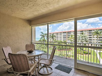 Photo for Beachfront Bonita Springs Condo w/Balcony & Pool!