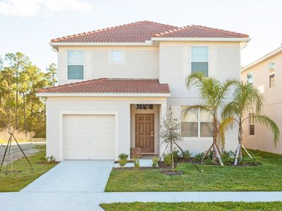 Photo for House in the center of Kissimmee with Parking, Washing machine, Air conditioning, Pool (445696)