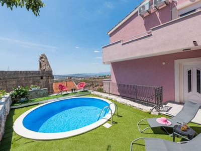 Photo for Enticing Villa in Kučine with Private Swimming Pool