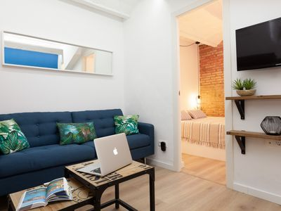 Photo for Completely renovated and modern studio