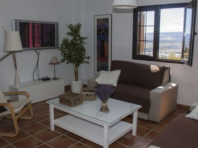 Photo for Elegant apartment with wonderful views next to Granada