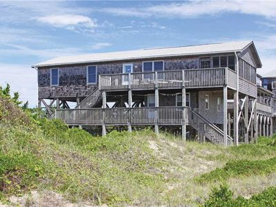 Photo for High Dunes  OCEANFRONT in Avon w/Screened porch, WIFI