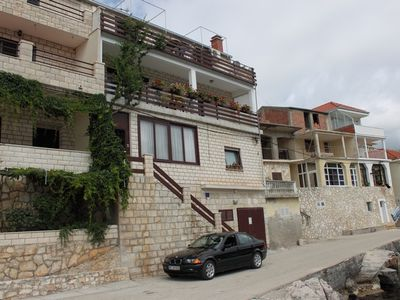 Photo for 2BR Apartment Vacation Rental in Zavalatica, island of Korcula