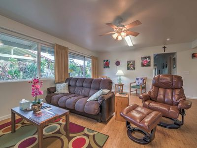 Photo for Updated Home w/Screened-In Porch 5 Mi. to Hilo Bay
