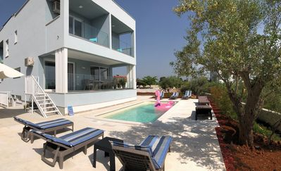 Photo for Relax Sea View Villa with Private Pool and Game Room