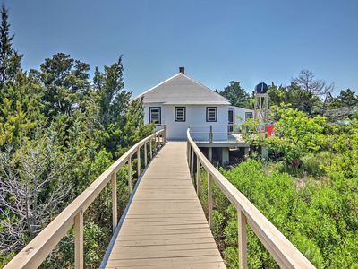 Photo for NEW! Cape Charles Cottage - On Private Island!