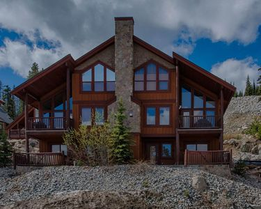 Photo for SLEEPS 18 - True Ski In / Out 3 Bedroom + Den + And Private Hot Tub